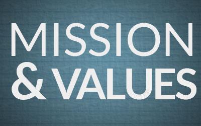 Missionvalues